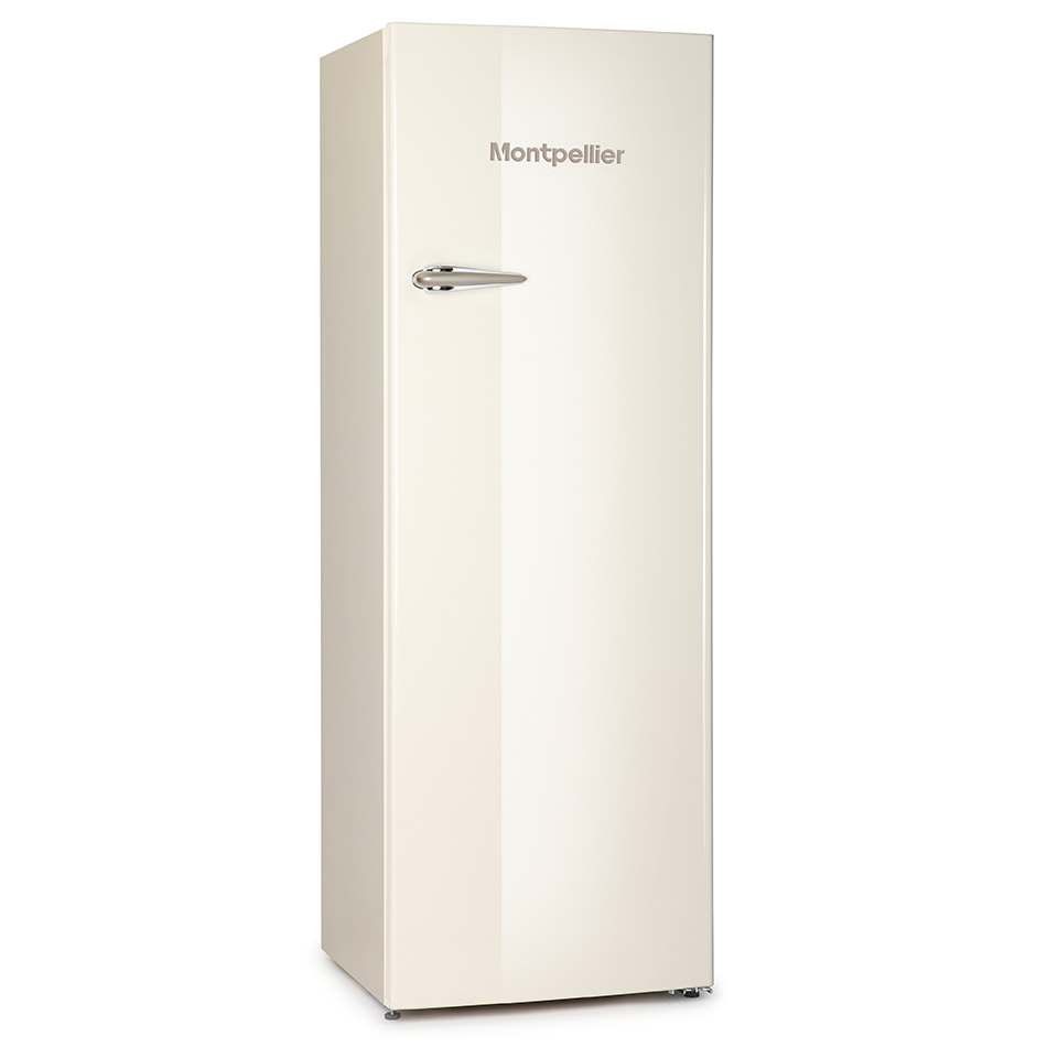 Montpellier MAB340C Retro Fridge with 4* Ice Box