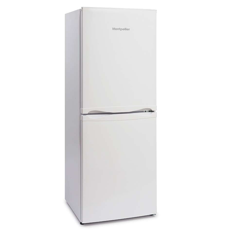 Montpellier MS152W Static Combi Fridge Freezer