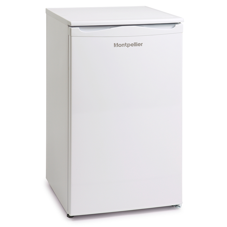 Montpellier MRF48W Under Counter Icebox Fridge