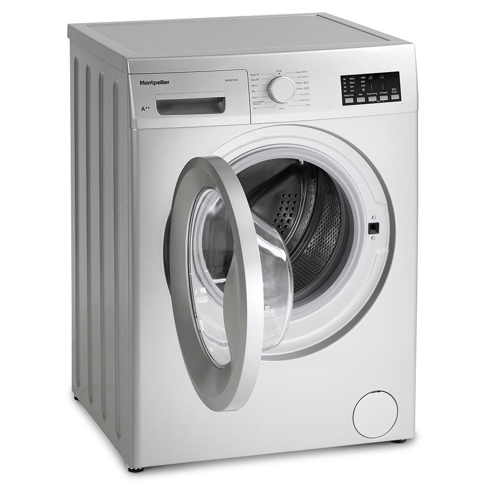 Montpellier MW8014P Freestanding Washing Machine