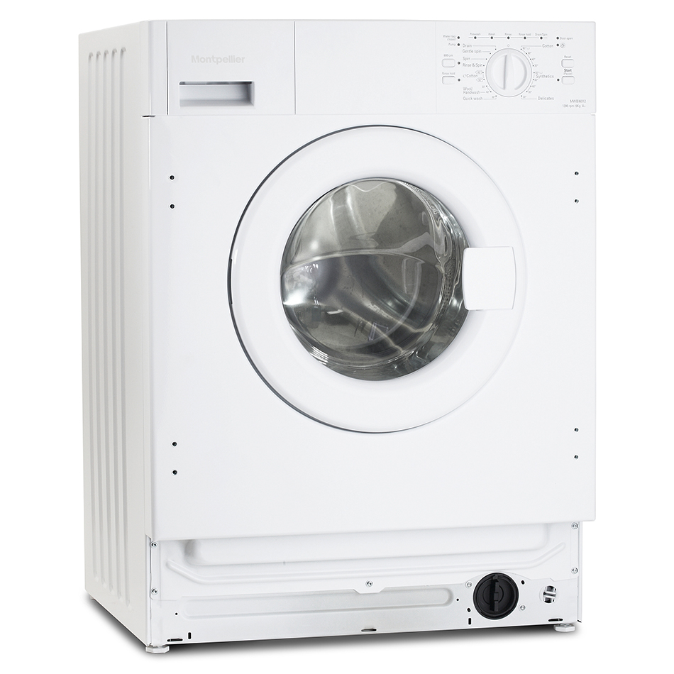 Montpellier MWBI6012 Integrated Washing Machine