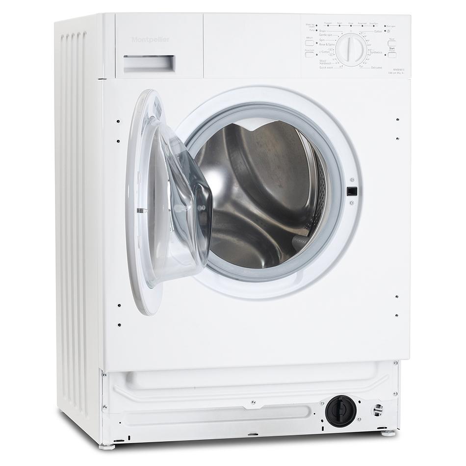 montpellier mwbi6012 integrated washing machine. Black Bedroom Furniture Sets. Home Design Ideas
