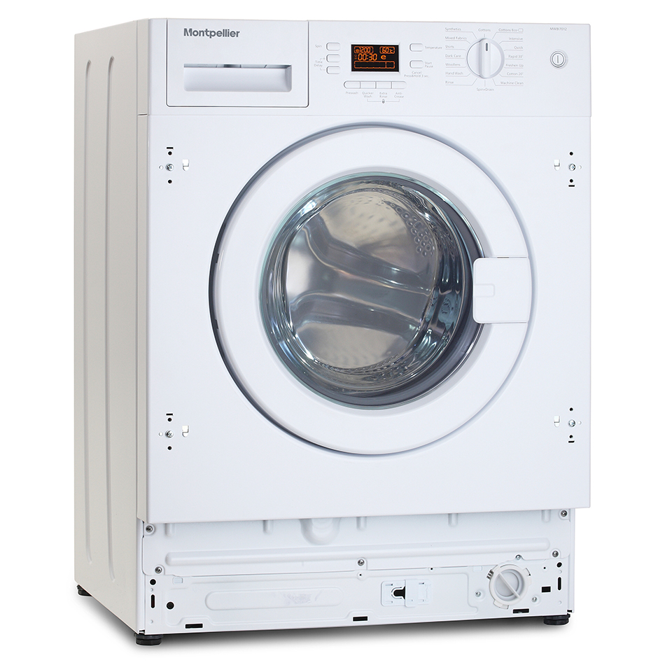 media washing machine