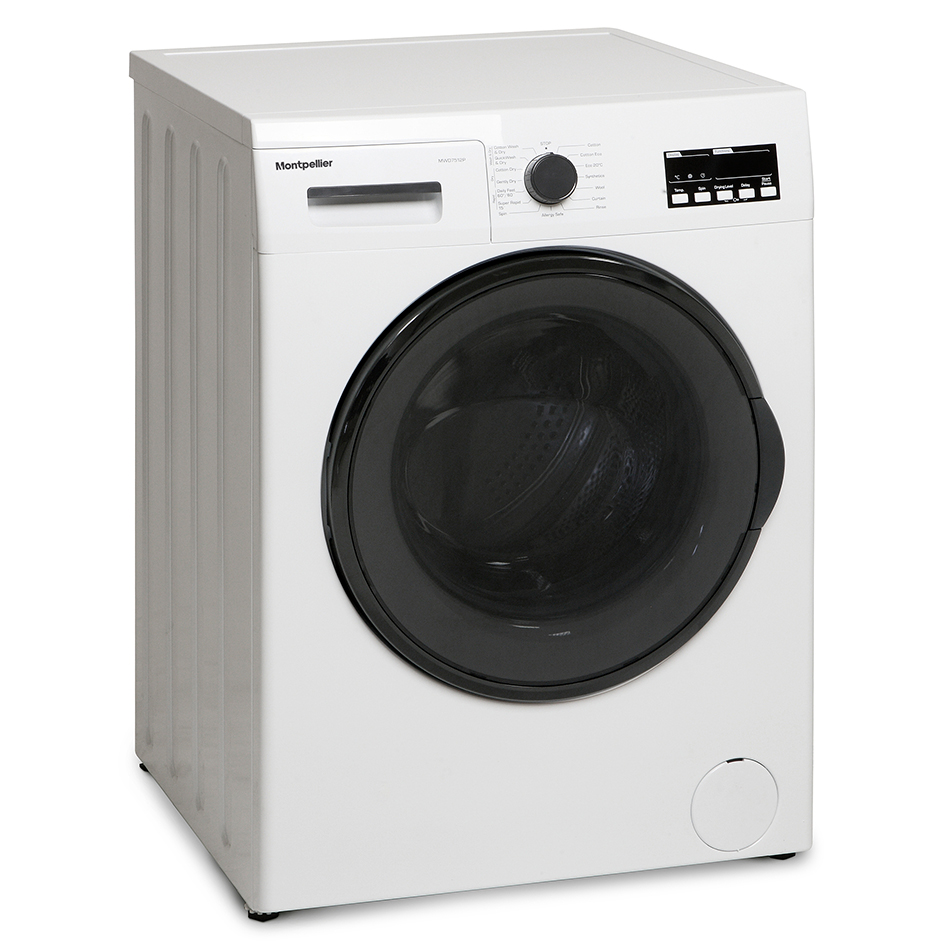 Montpellier MWD7512P Freestanding Washer Dryer