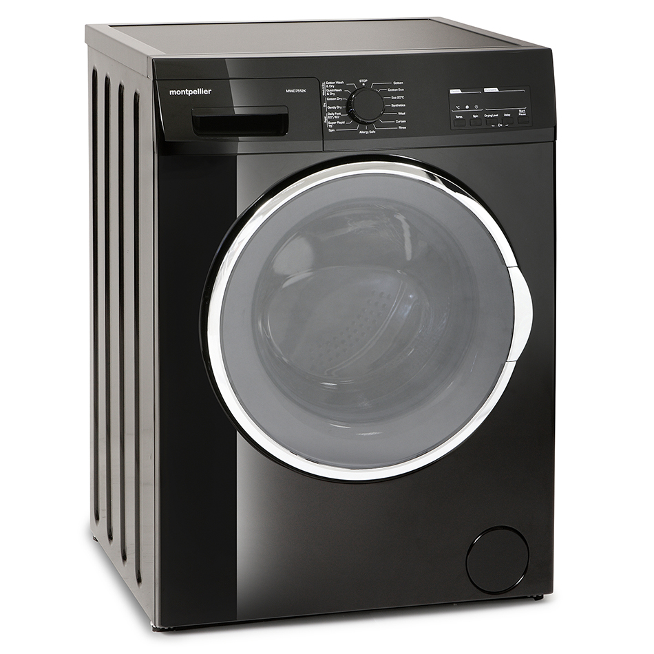 Montpellier MWD7512K Freestanding Washer Dryers