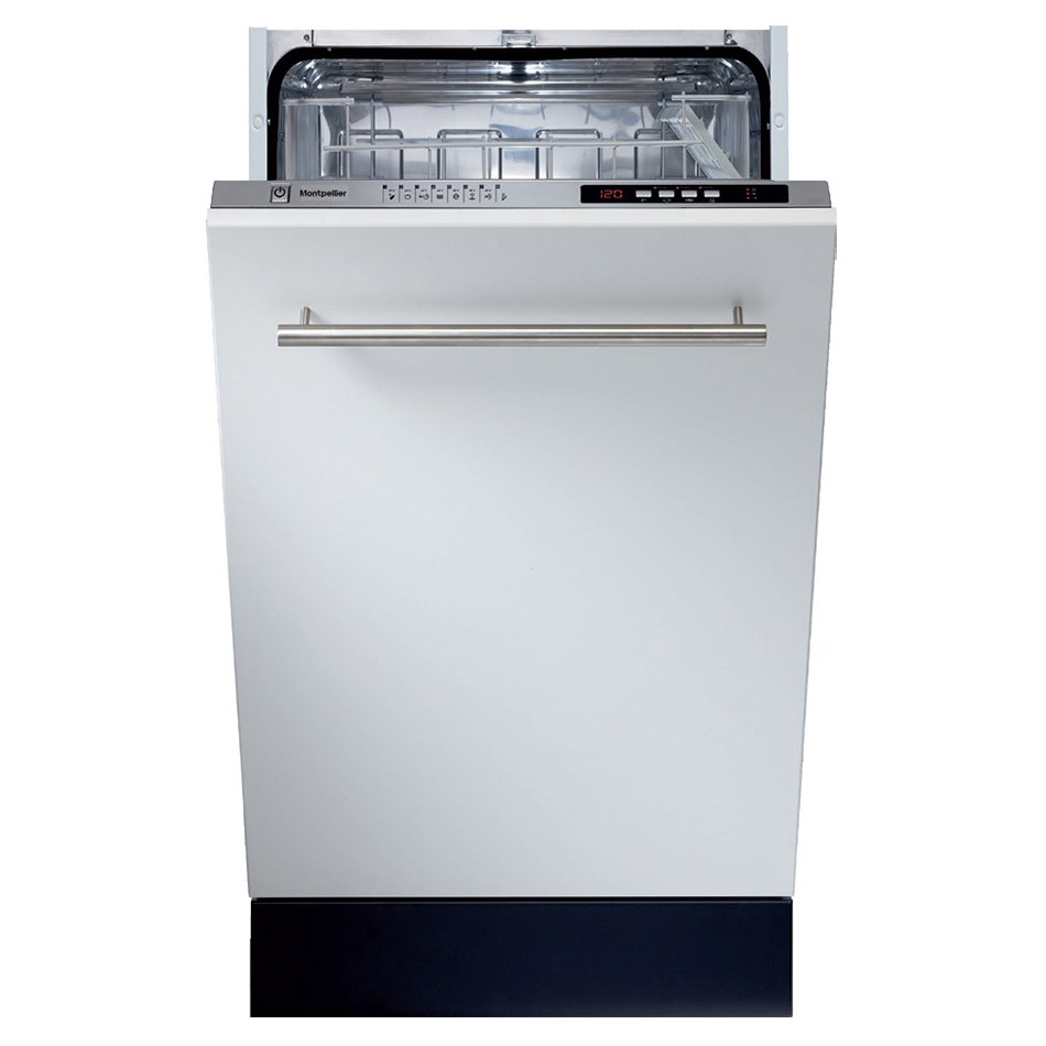 Uncategorized Slimline Kitchen Appliances slimline freestanding integrated montpellier mdi450 dishwasher