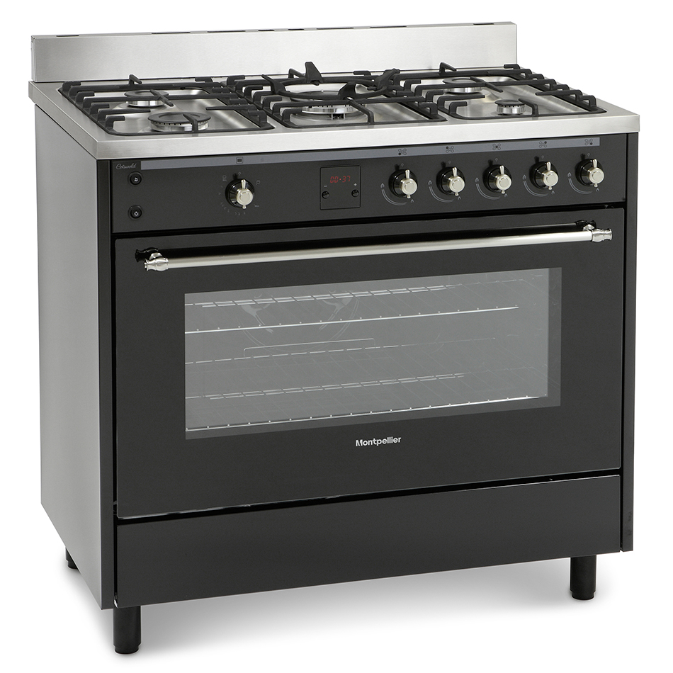 Montpellier RMC90GOK Gas Range Cooking