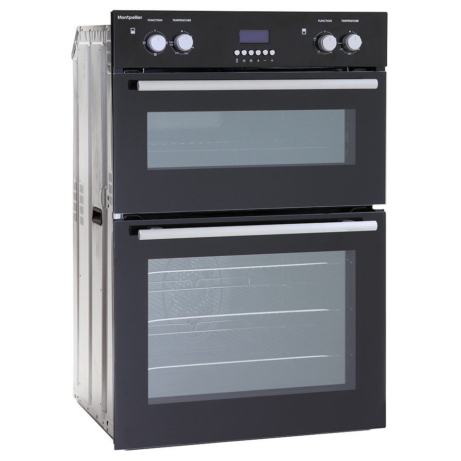Double Ovens Electric ~ Montpellier mdo k double built in oven electric