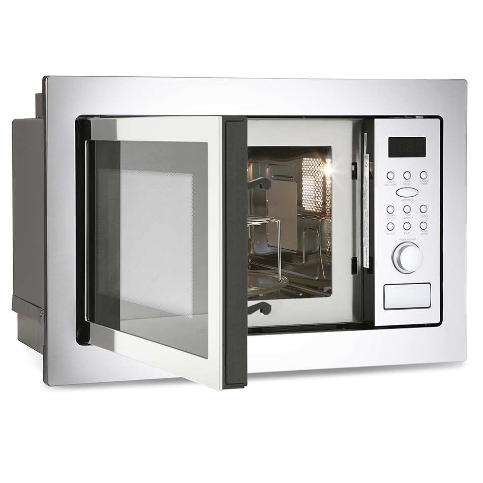 Montpellier Mwbi90025 Built In Microwave Grill