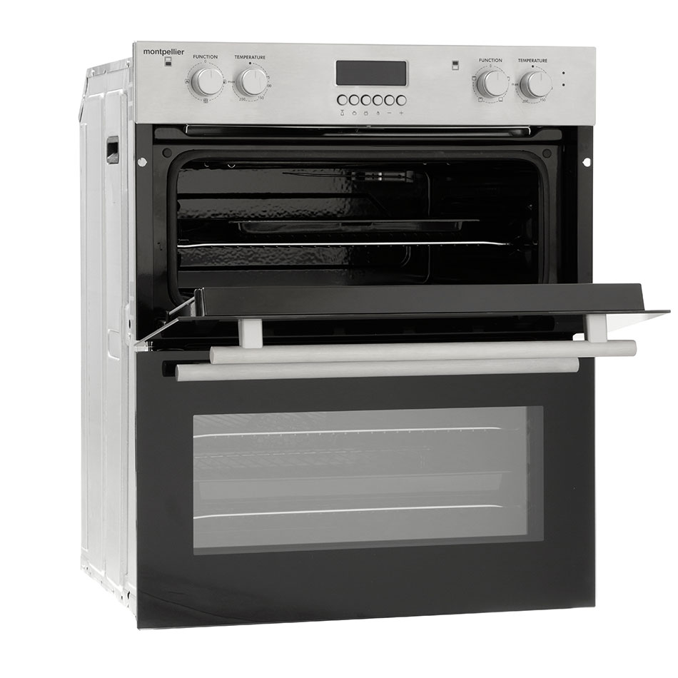 Montpellier mdo70x double built under oven electric for What is the bottom drawer of an oven for