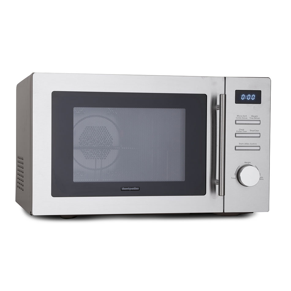 Montpellier MMW34CSS Combi Microwave Oven & Grill