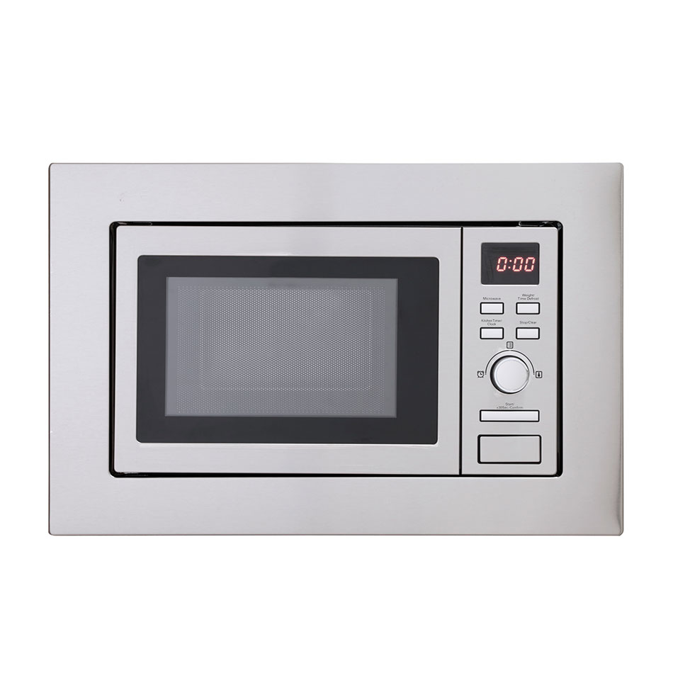 Montpellier Mwbi17 300 Built In Slim Depth Solo Microwave