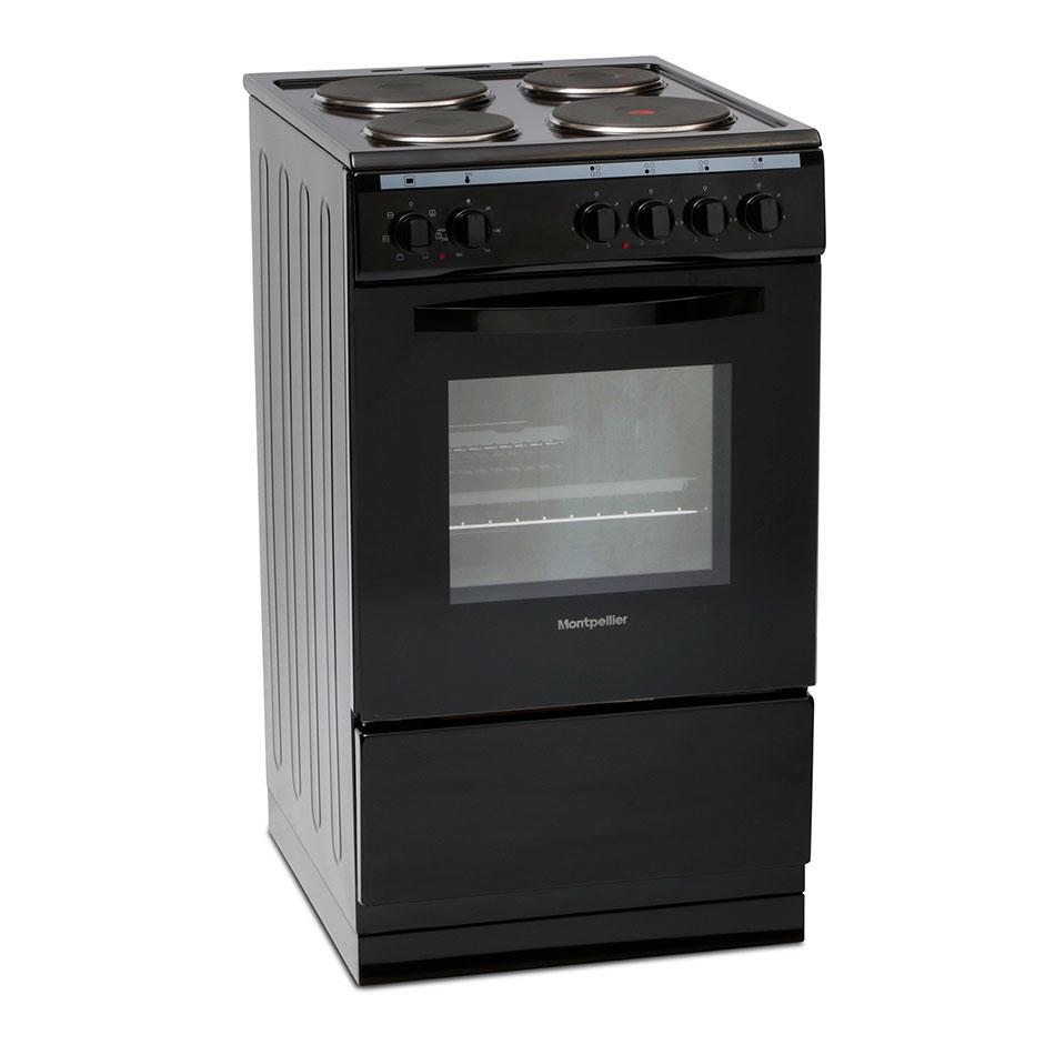 Single Oven Electric Cooker Part - 16: Montpellier Appliances