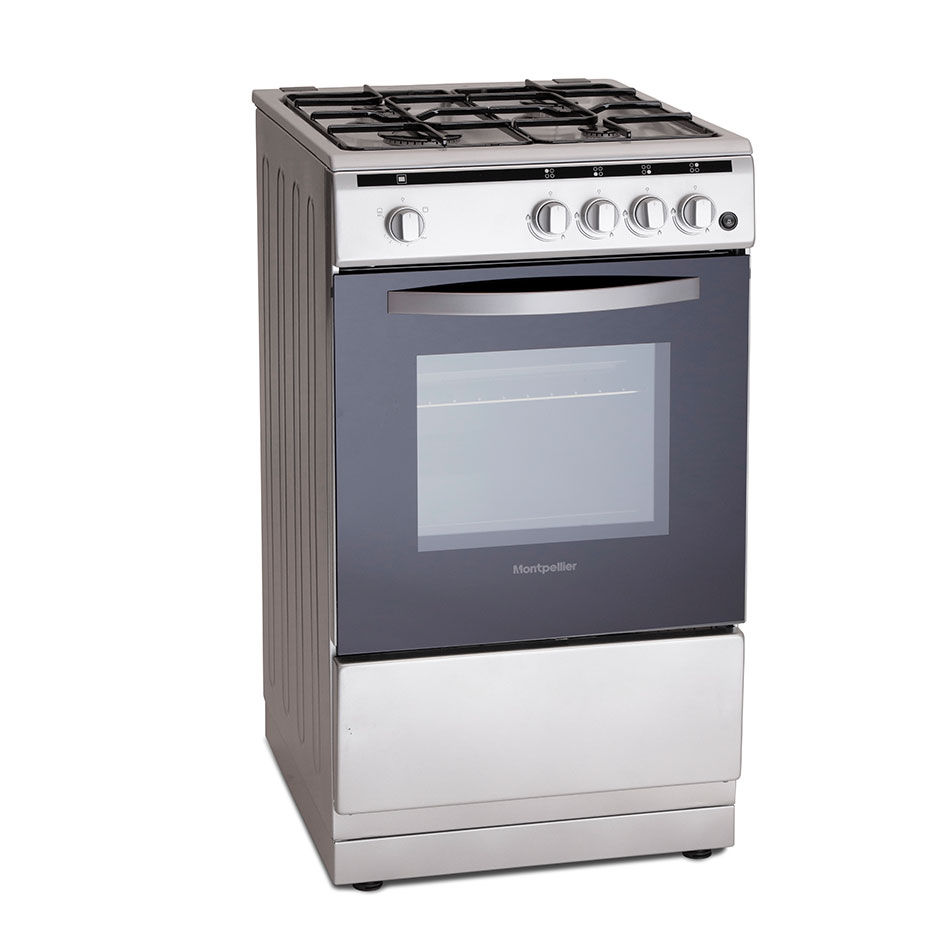 Montpellier MSG50S 50cm Single Cavity Gas Cooker