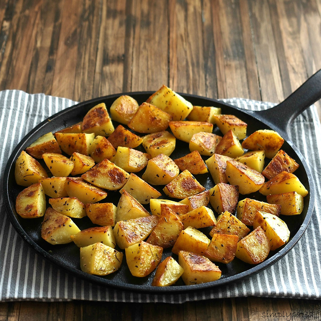 get the perfect roast potato