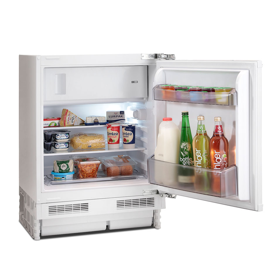Montpellier MBUR200 Built Under Icebox Fridge