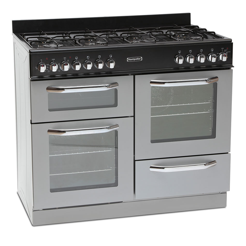 montpellier mr100dfs k duel fuel range cooker