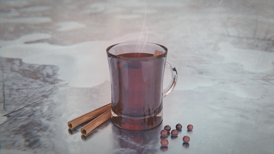 mulled wine receipe