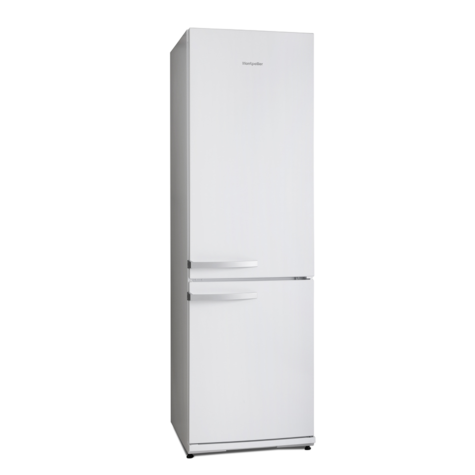 Montpellier MS317-2W 60cm Combi Fridge Freezer