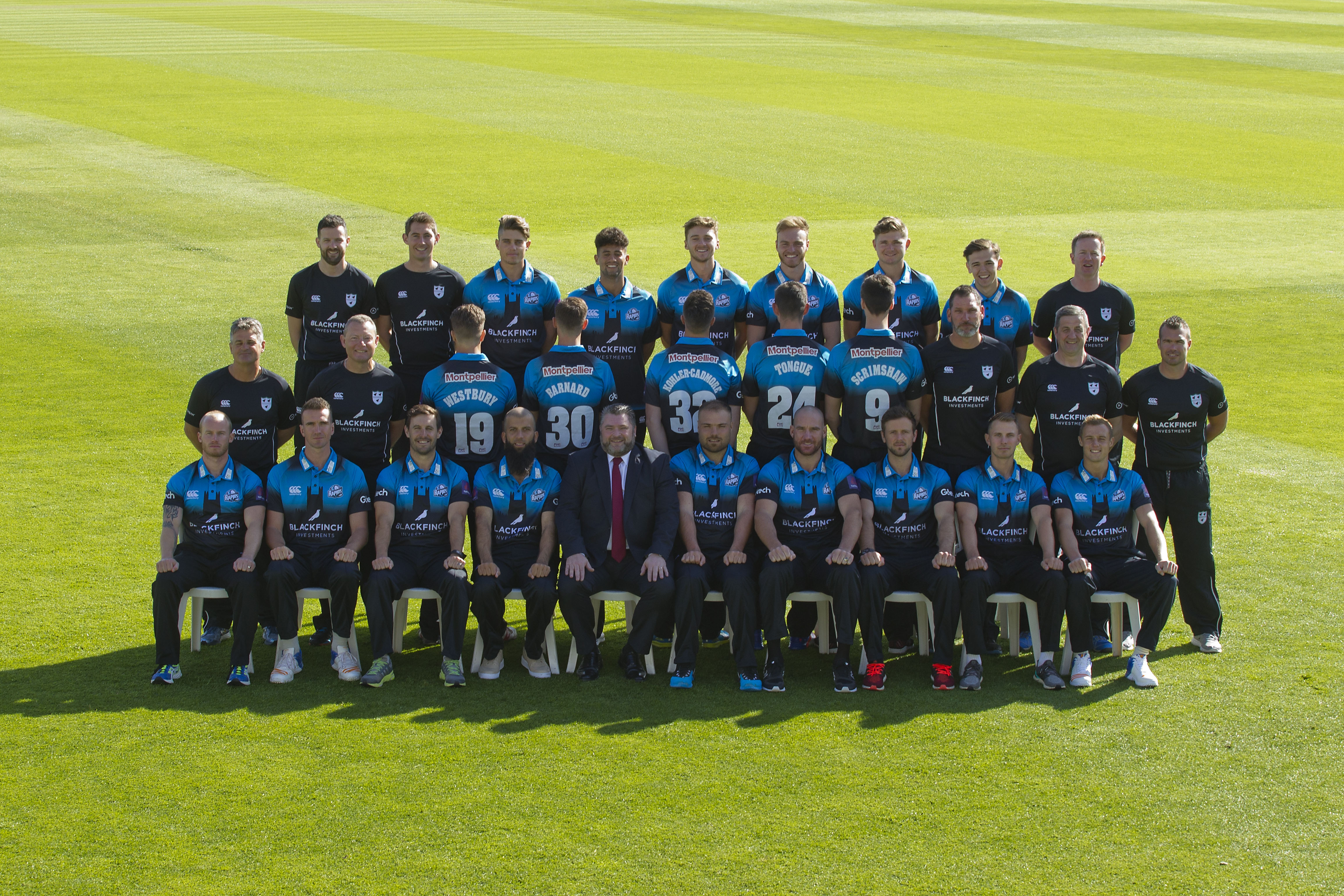 montpellier sponsors worcestershire county cricket club