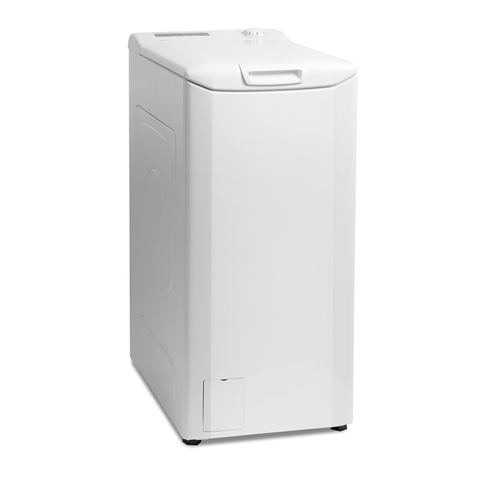 Montpellier MTL6120W Freestanding Top Loading Washing Machine