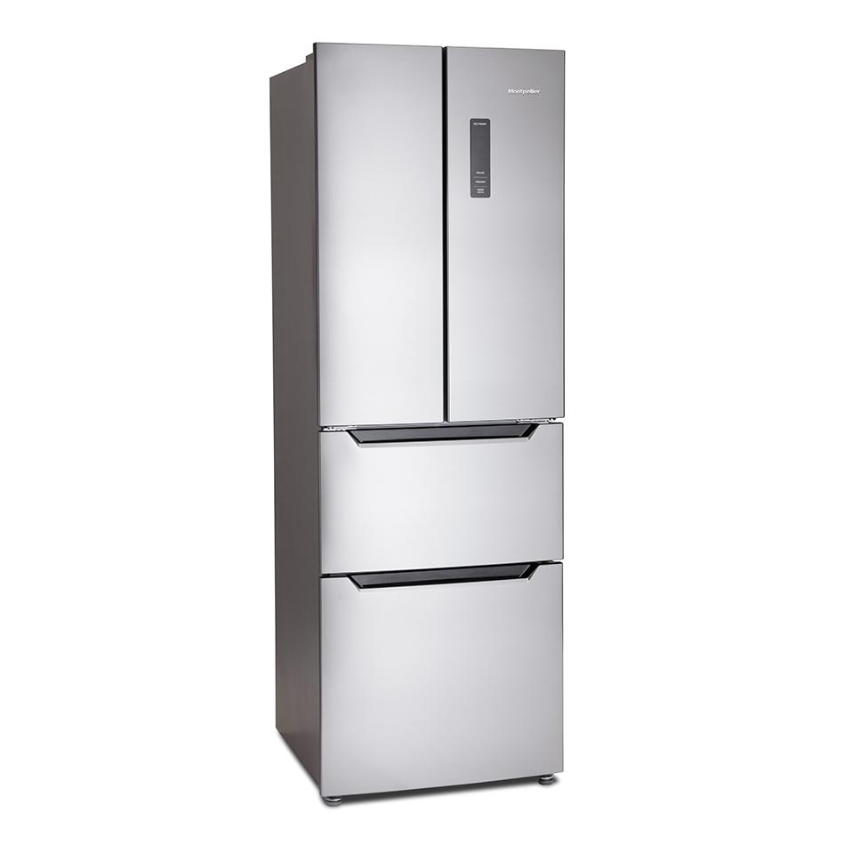Fridge freezers freestanding integrated montpellier for Door 4 montpellier walk