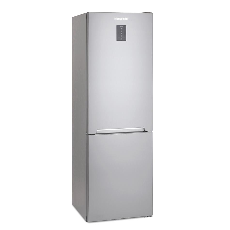 Montpellier Mff186alx No Frost Combi Fridge Freezer