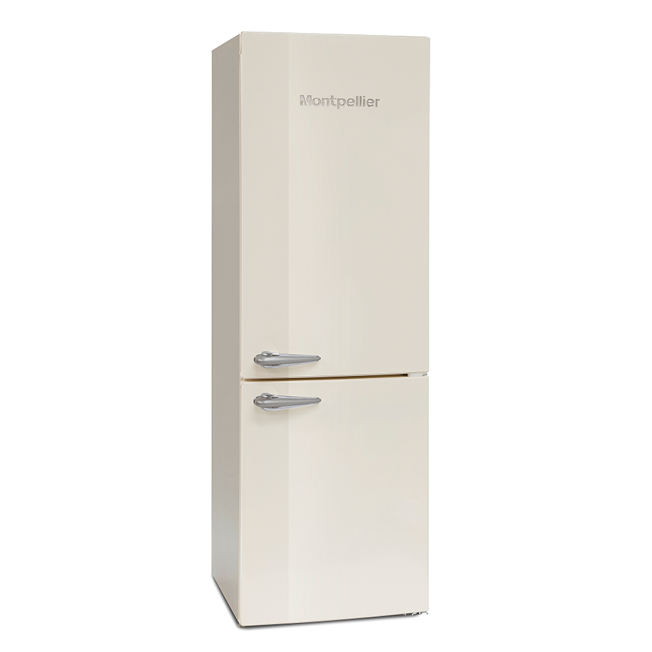 Montpellier MAB385C Retro Frost Free Fridge Freezer