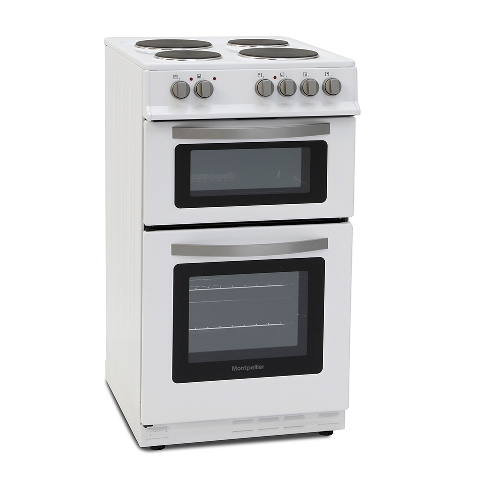 Montpellier MTE51W Twin Cavity Electric Cooker