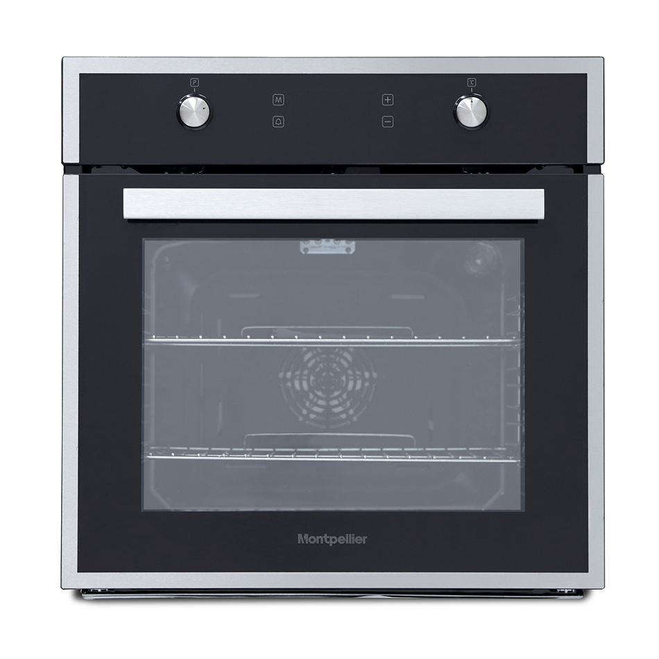 Montpellier SFO67MBX Single Oven - New 2018 Model