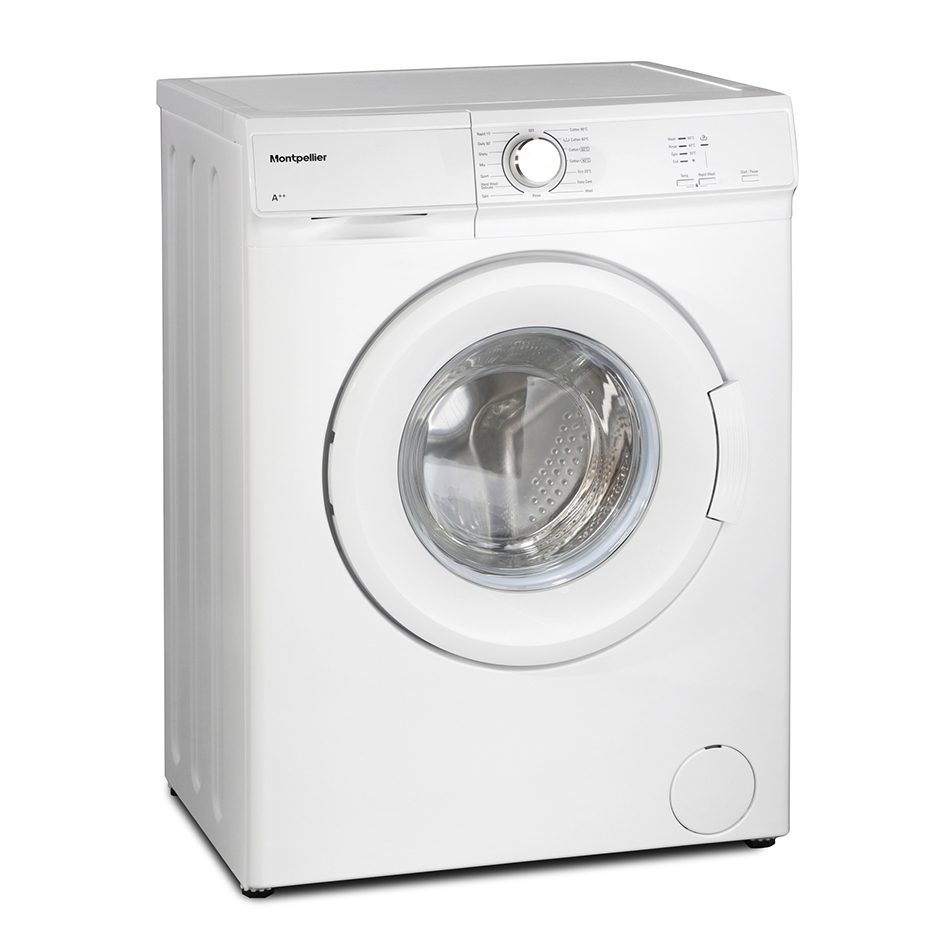 Montpellier MW5101P Freestanding Washing Machine