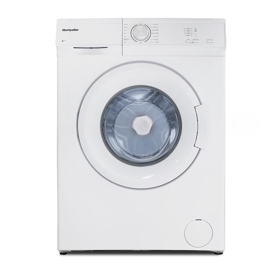 Montpellier Mw6201p Freestanding Washing Machine