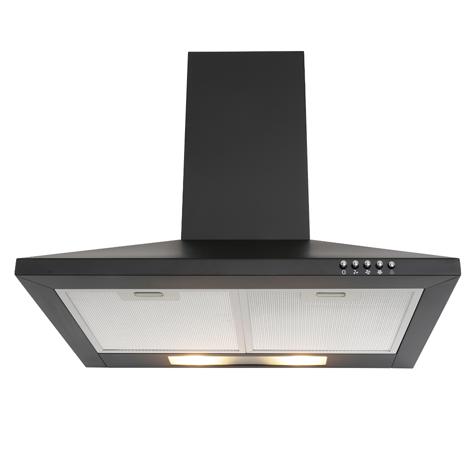 Montpellier CHC612MB Chimney Hood