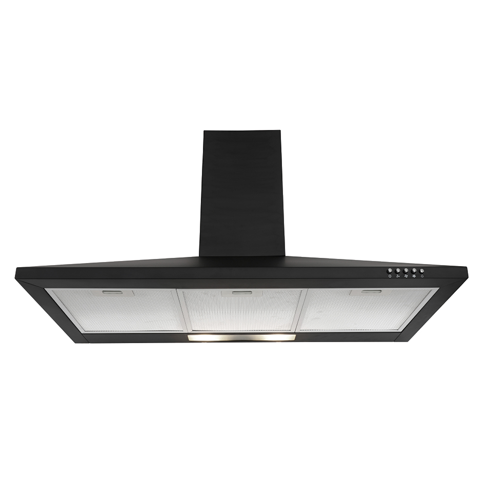 Montpellier CHC912BLK Chimney Hood