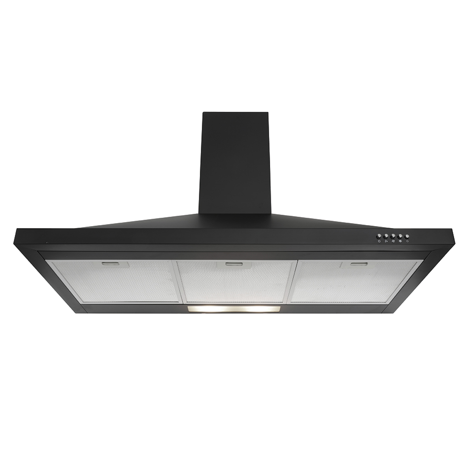 Montpellier CHC1012BLK Chimney Hood