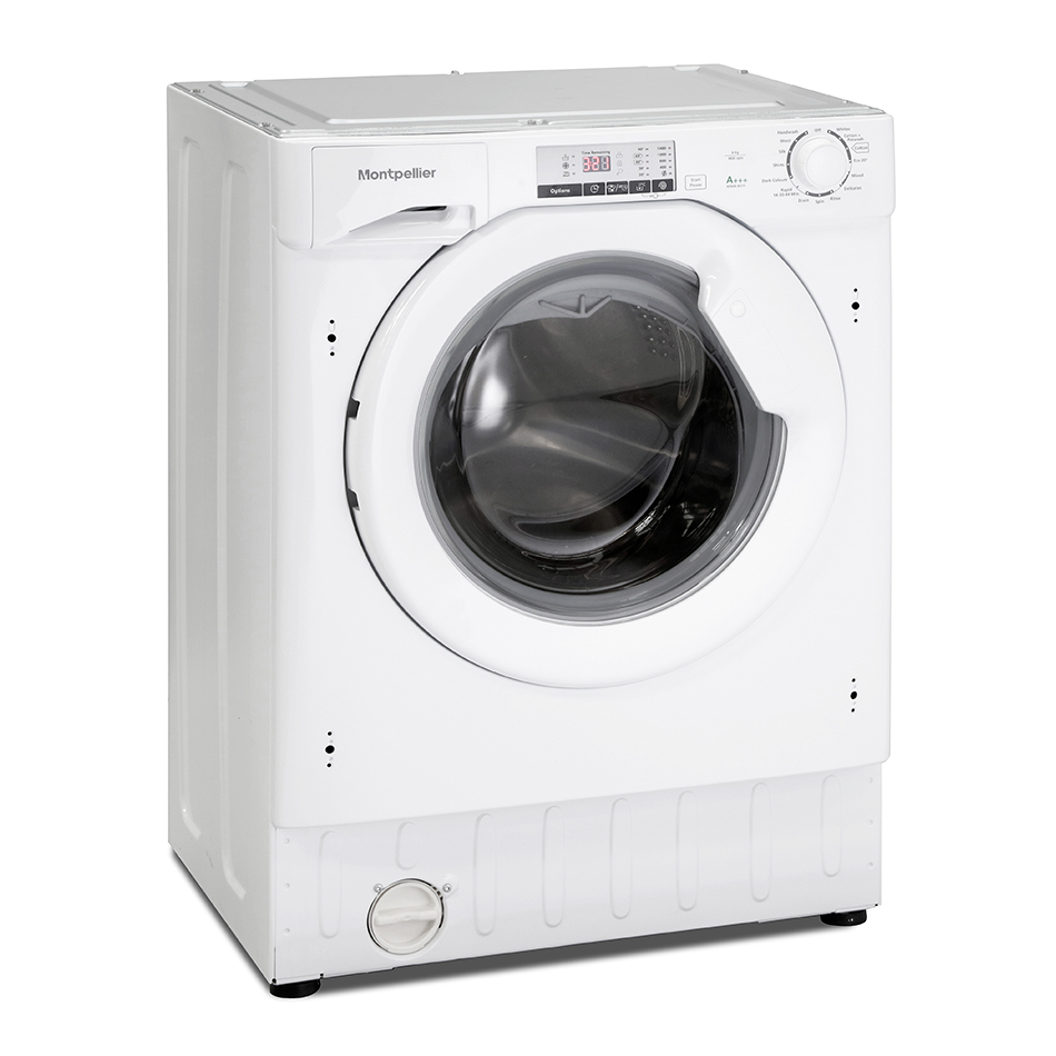 Montpellier MWBI8014 Integrated Washing Machine
