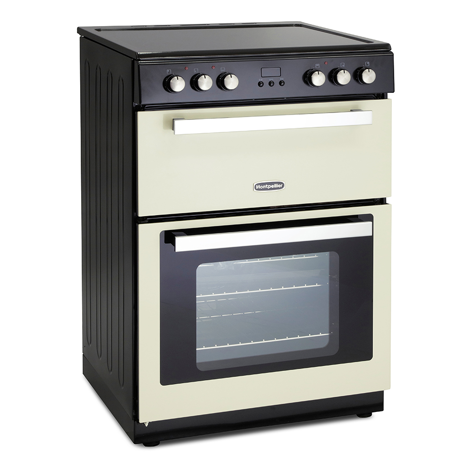 Montpellier RMC61CC Electric Range Cooker
