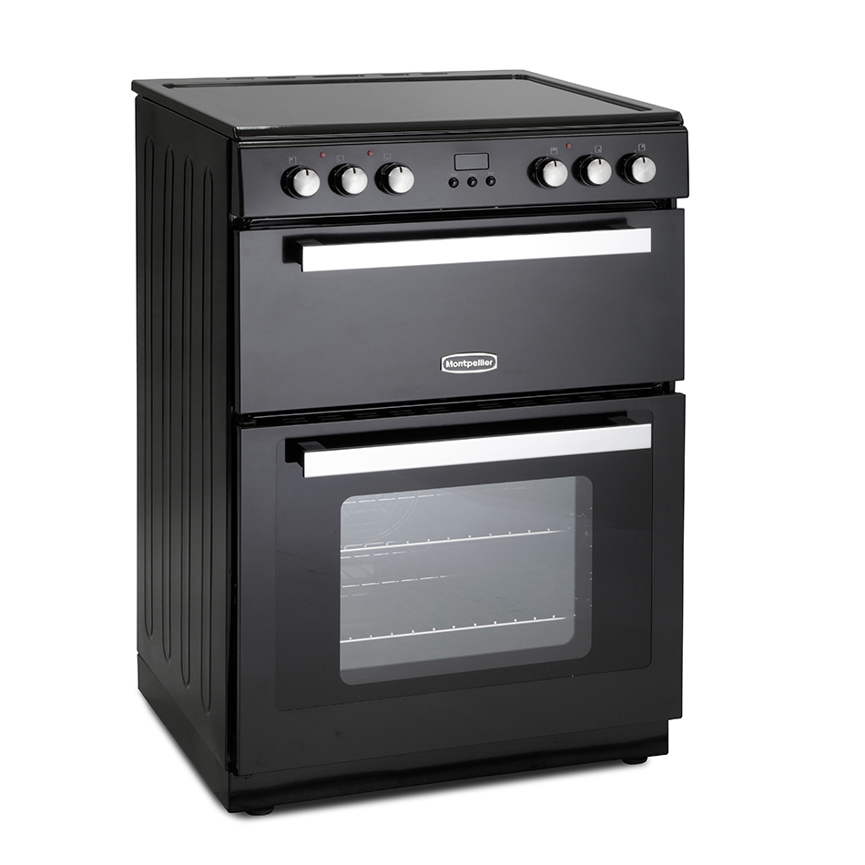 Montpellier RMC61CK Electric Range Cooker