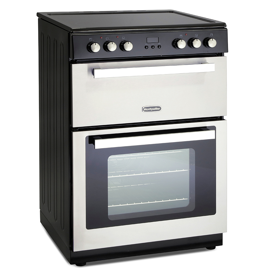 Montpellier RMC61CX Electric Range Cooker