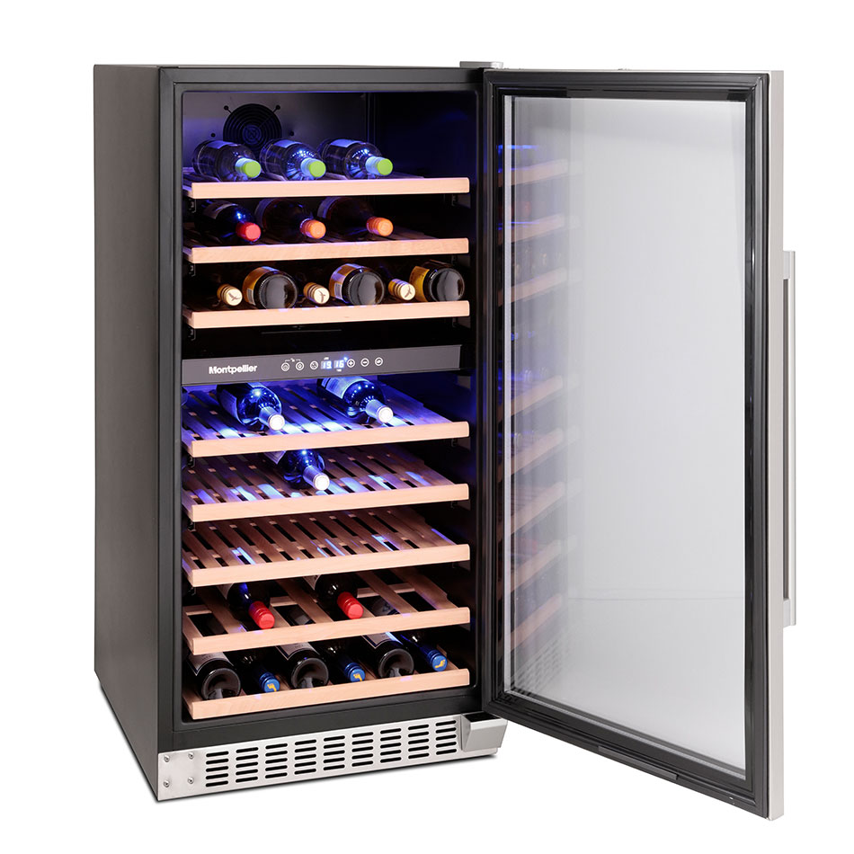 Montpellier WS94SDX 94 Bottle Wine Cooler