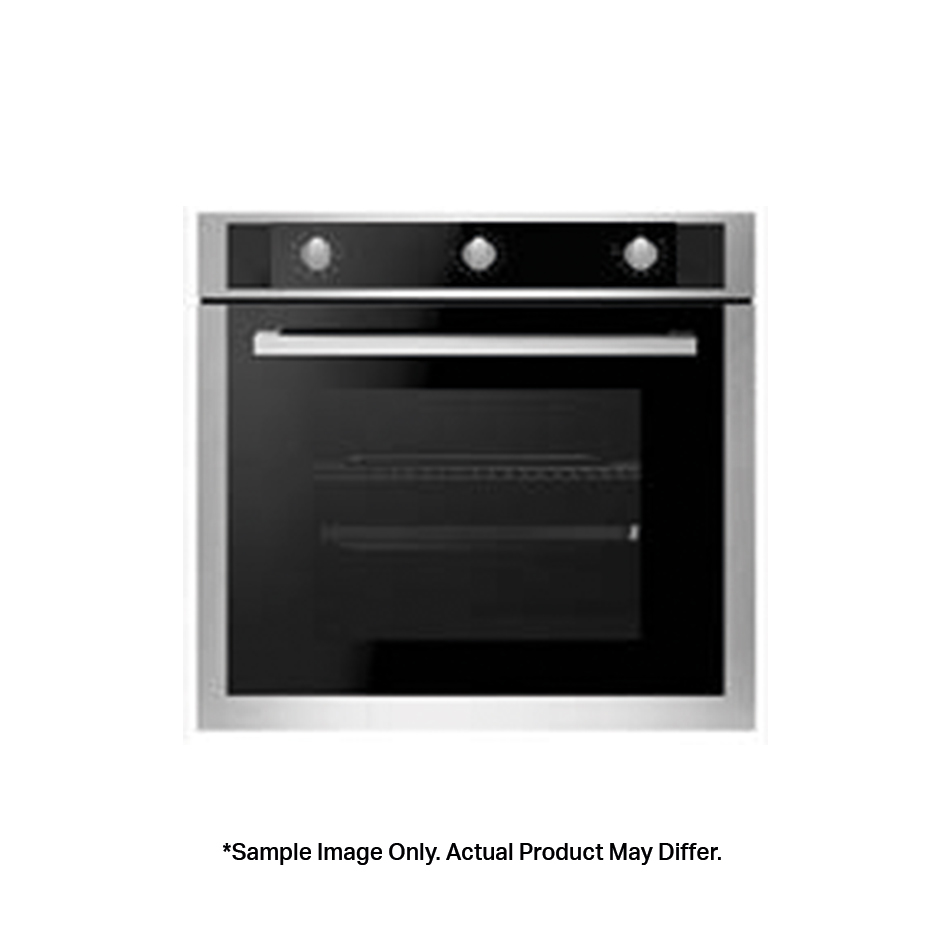 Montpellier SGO61X Single Built-In Gas Oven