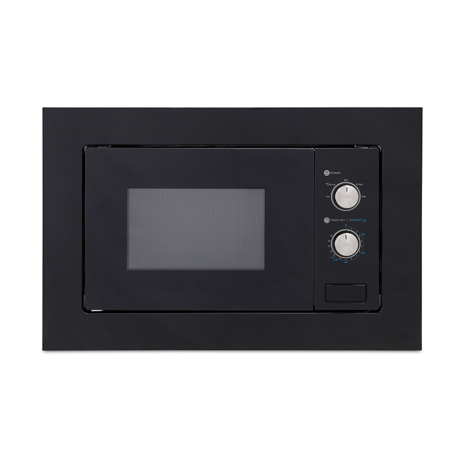 Montpellier MWBI20BK Integrated Solo Microwave