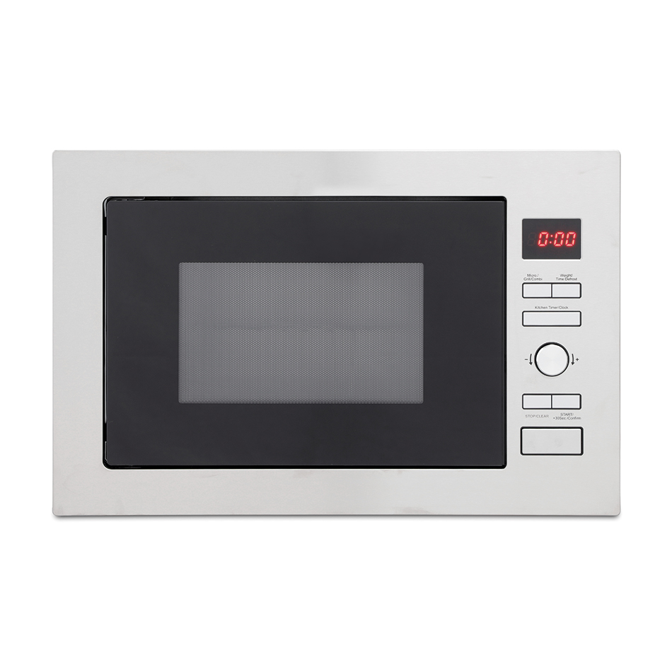 Montpellier MWBI72X Integrated Microwave & Grill