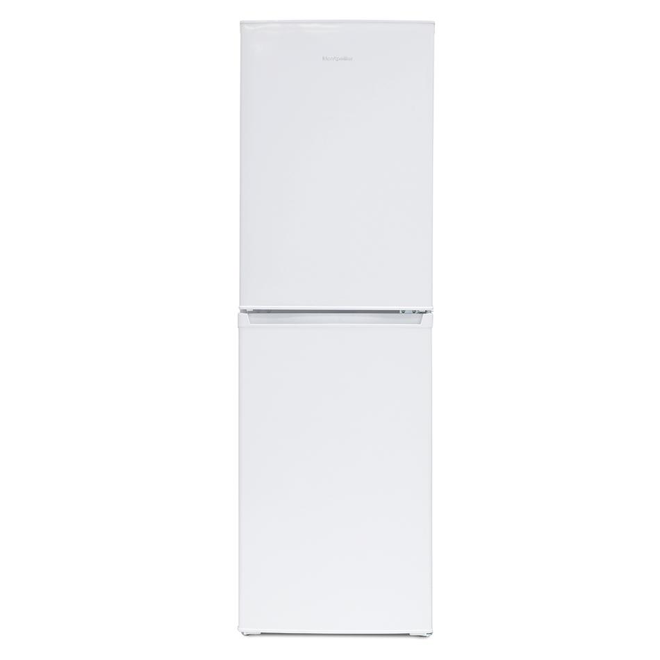 Montpellier Ms171w Static Combi Fridge Freezer