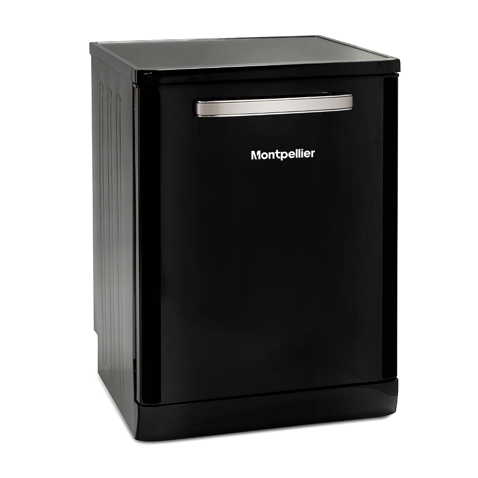 Montpellier MAB600K Retro Full Size Dishwasher