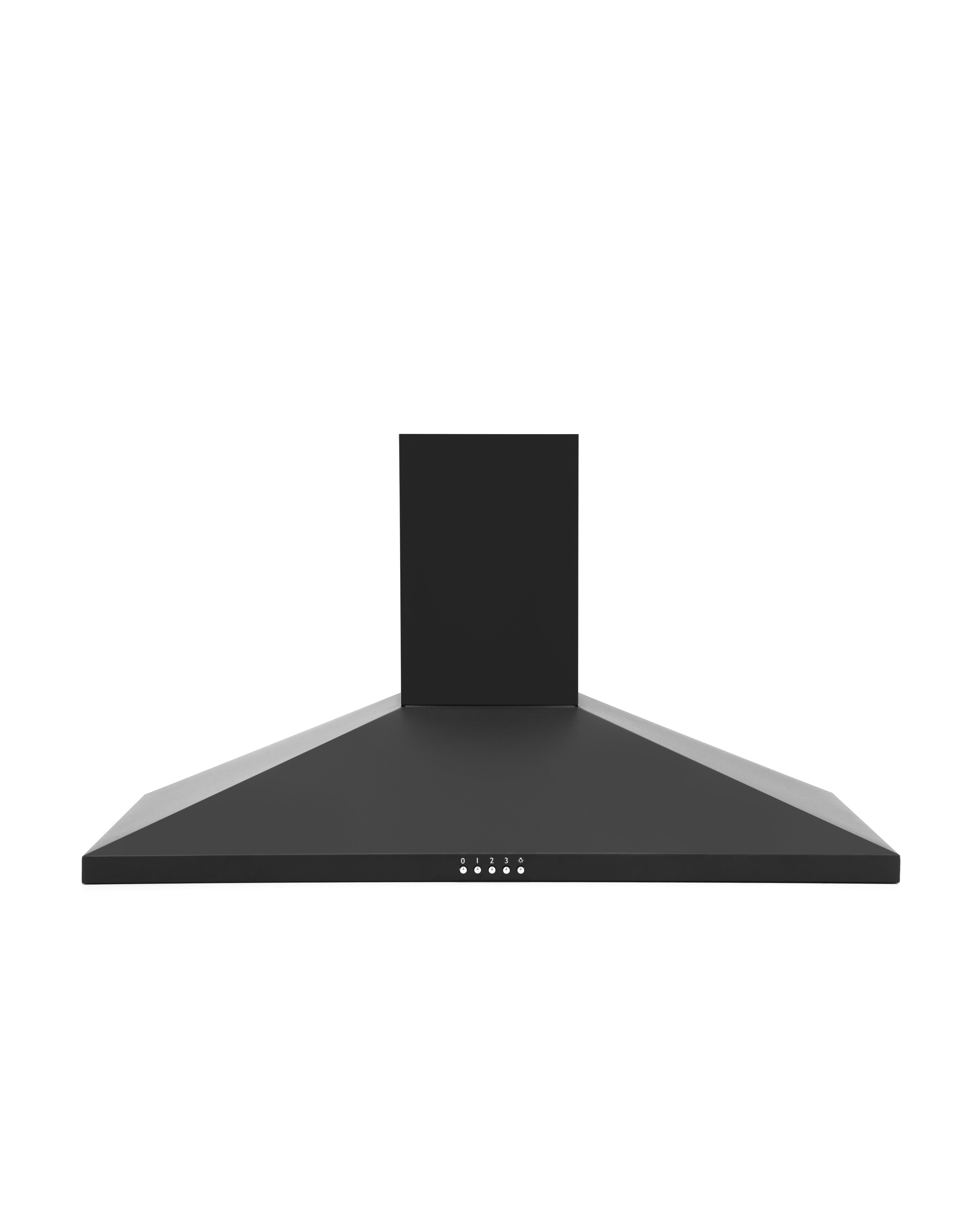 Montpellier MH900BK 'A' Energy Rated Chimney Hood