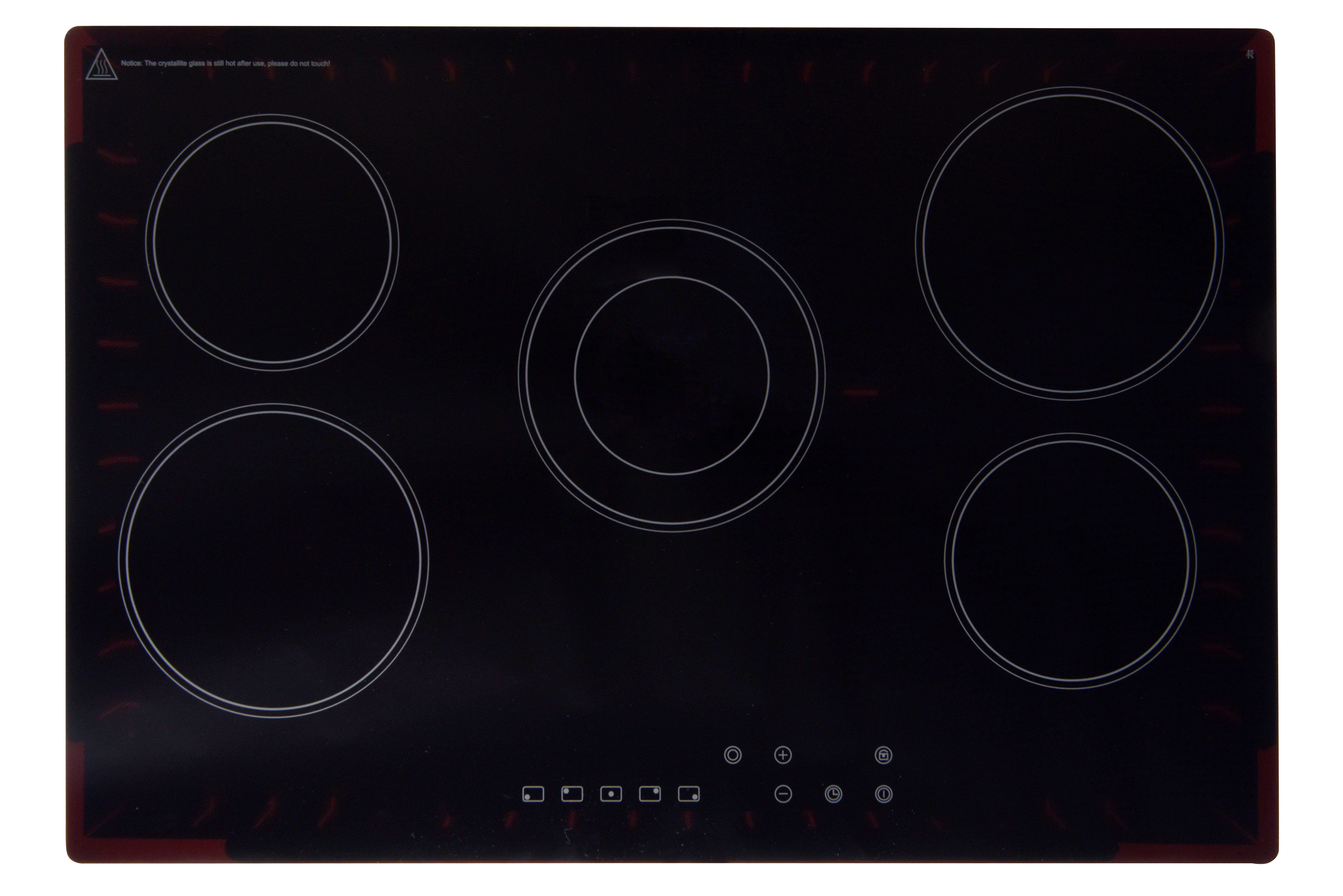 Montpellier CT750 Ceramic Hob