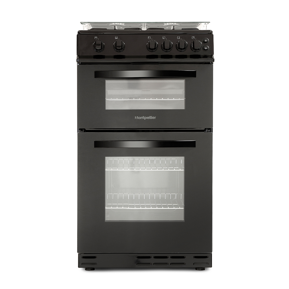 montpellier mdg500lk gas double oven