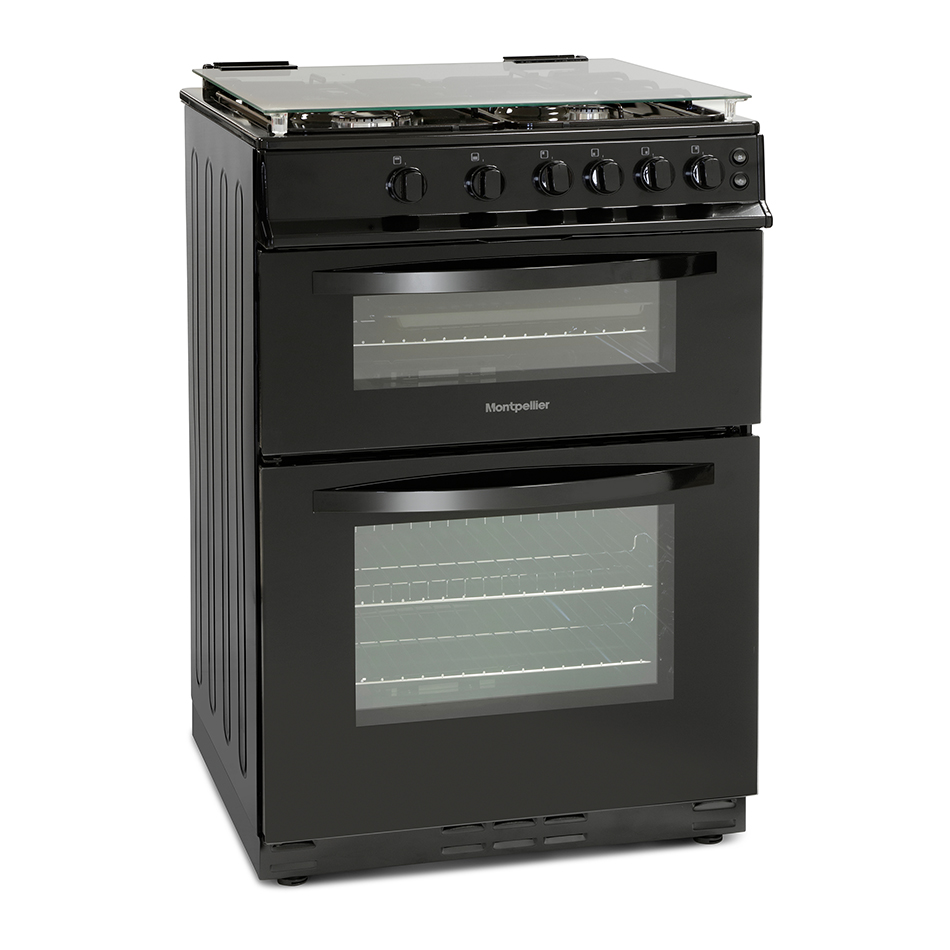 montpellier mdg600lk gas double oven