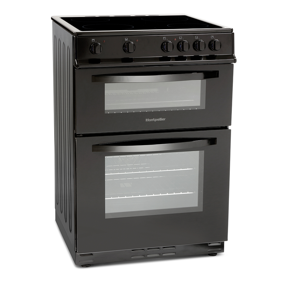 Montpellier MDC600FK 60cm Double Oven